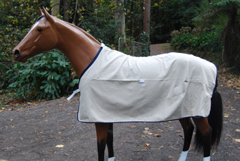 Moleskin Rug 100 Thick Brushed Cotton Ideal Under Show Le Or Summer 79 Hood Neck 75 Combo 149 Tail Bag 20